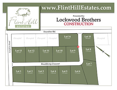 flint hill lot flyer